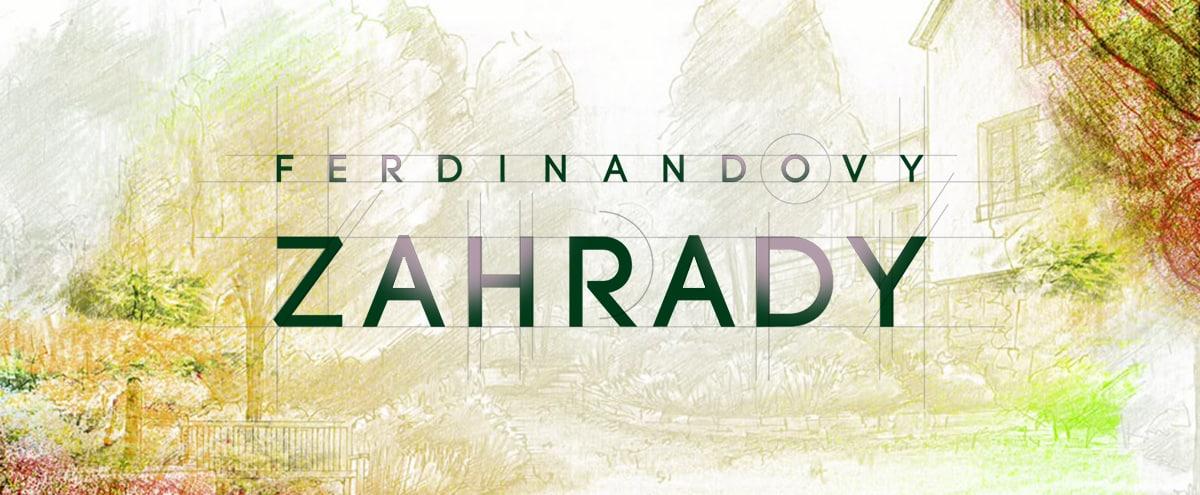 Ferdinandovy zahrady | Atelier Flera