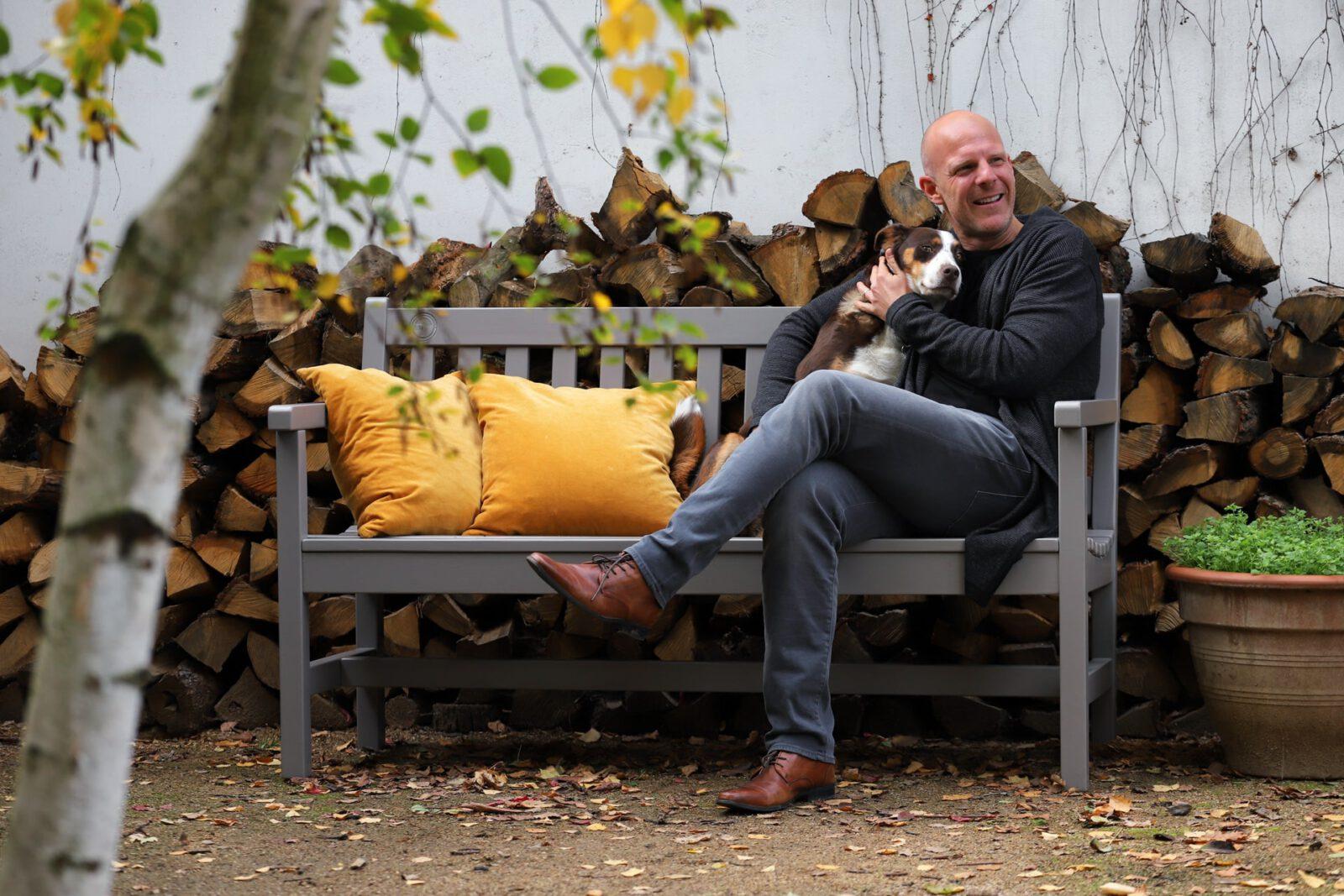 Ferdinand Leffler je špičkou v oboru zahradní architektury