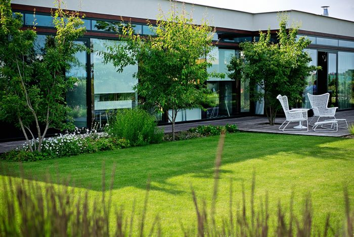 Flera design je se svými zahradními architekty jedničkou v realizaci moderních zahrad