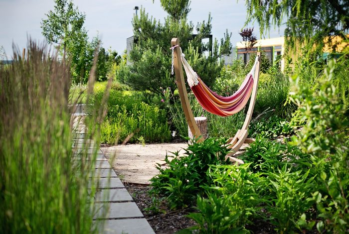 Projekt Zahrady s lehkostí ukazuje skvělou práci zahradních architektů z atelieru Flera