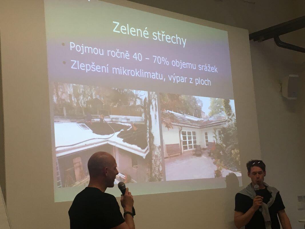 Flera Academy pořádá přednášky o udržitelnosti zahrad
