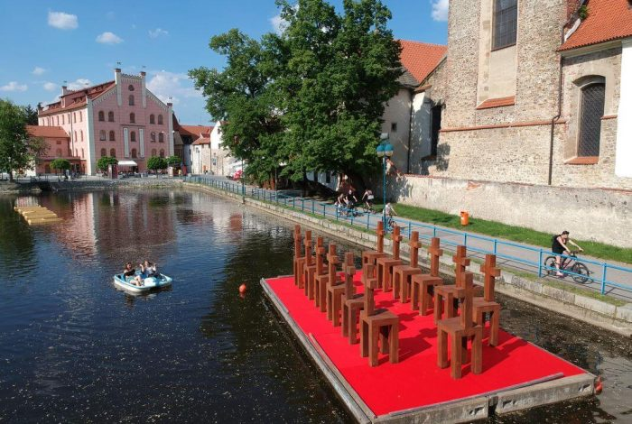 Atelier Flera spolupracoval na projektu Umění ve městě