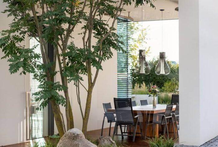 Projekt Zahrada pro tři generace je skvělou ukázkou práce zahradních architektů z atelieru Flera