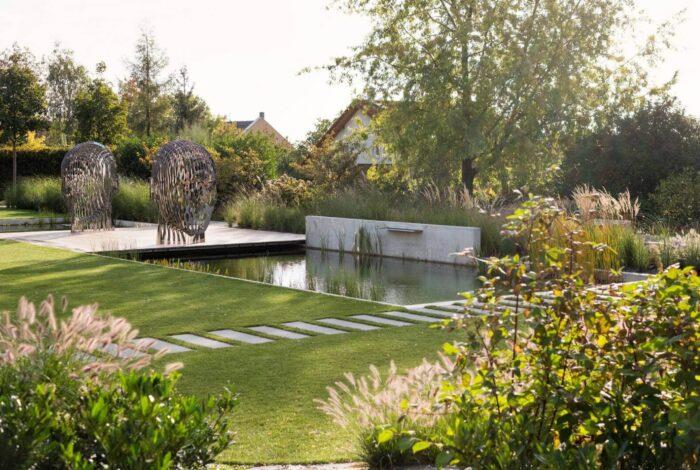 Projekt s názvem Zahrada pro tři generace od Flera design je krásným příkladem jejich profesionální práce