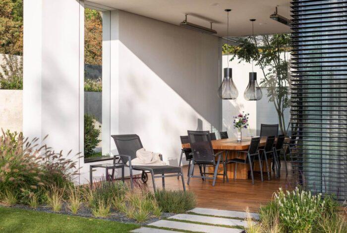 Zahrada pro tři generace je projekt z dílny zahradních architektů atelieru Flera