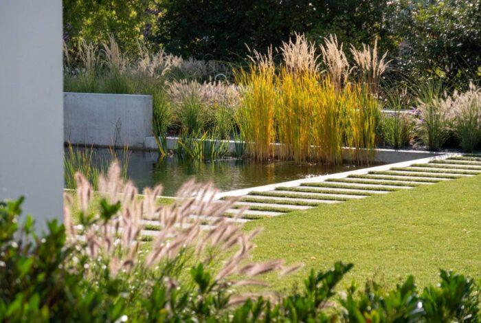 Zahradní architekti z atelieru Flera splnili přání celé rodině realizací projektu Zahrada pro tři generace