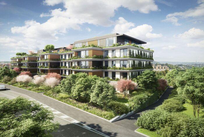 Projekt Sakura od zahradních architektů atelieru Flera je krásný i praktický