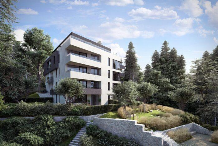 Klenotem zahradní architektury je projekt Barrandovské zahrady, který zpracovali zahradní architekti od Flera design