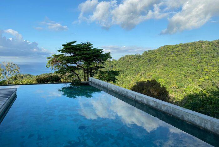 Ferdinand Leffler čerpá inspiraci pro zahradní architekturu na cestách po světě, například na Kostarice
